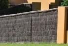 VIC Burwood Brushwood fencing 3