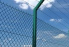 VIC Burwood Chainmesh fencing 14