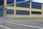 VIC Burwood Chainmesh fencing 3