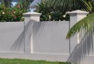 VIC Burwood Modular wall fencing 1