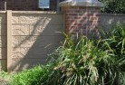VIC Burwood Modular wall fencing 4