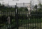 VIC Burwood Steel fencing 10