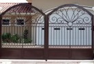VIC Burwood Steel fencing 15