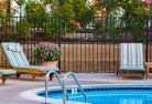 VIC Burwood Steel fencing 1